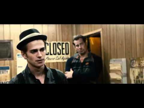 Hayden Christensen Scene - Takers