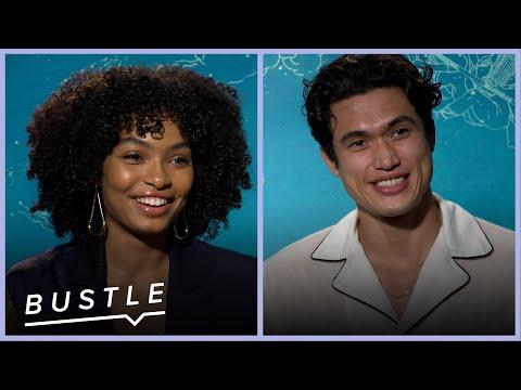 Yara Shahidi & Charles Melton Play Romance Trivia | Bustle Cuts