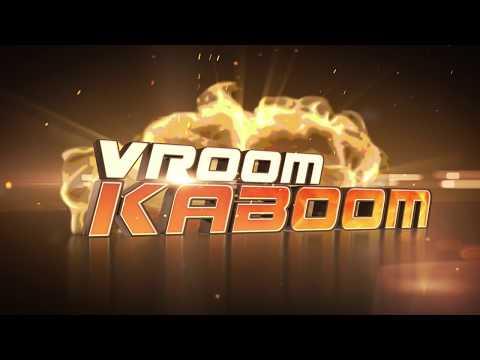 VROOM KABOOM - Launch Trailer thumbnail