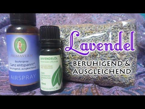 VLog #191: Lavendel bei Angst & innerer Unruhe | Beruhigend und ausgleichend