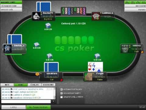 CS Poker 0.1/0.2 Cashgame