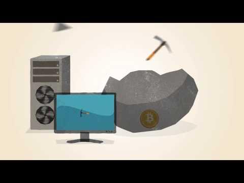 Πως γίνεται η εξόρυξη των bitcoins; Μια παραστατική απεικόνιση της διαδικασίας του bitcoin mining