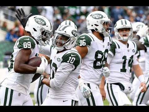 8c9b19725 Can Jets' Sam Darnold overcome injured WRs?