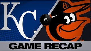 Lopez, Dini, Dozier lead Royals in 5-4 win | Royals-Orioles Game Highlights 8/19/19