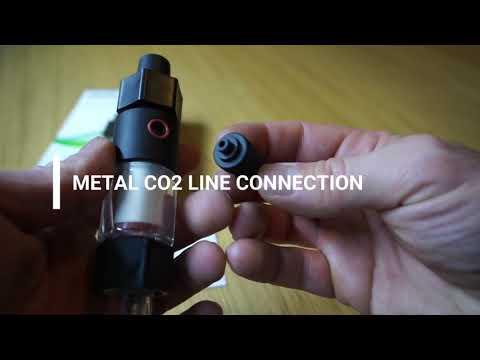 NEW CO2Art Inline Diffuser review by Pavol Kulanda