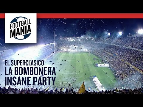 La Bombonera Insane Party - Boca Juniors
