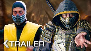 MORTAL KOMBAT: 2021 vs 1995 Movie Trailer Comparison