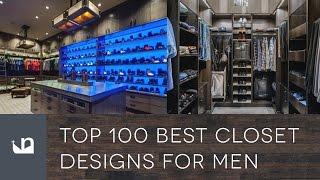 Top 100 Best Closet Designs For Men - Walk In Wardrobes