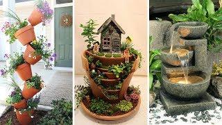 10 Creative and Unique Small Garden Decor Ideas