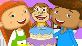 Mutlu Yıllar | Doğum Günü Şarkısı | Edis Ile Feris Çocuk Şarkıları