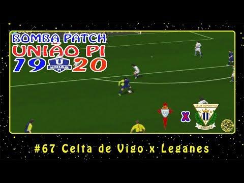 Bomba Patch: União PI 19-20 (PS2) #68 Celta de Vigo x Leganes
