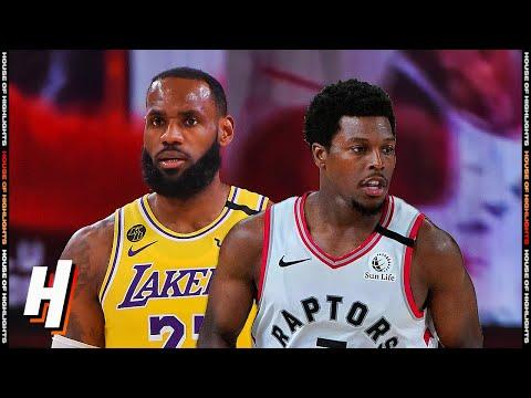 Los Angeles Lakers vs Toronto Raptors – Full Game Highlights   August 1, 2020   2019-20 NBA Season