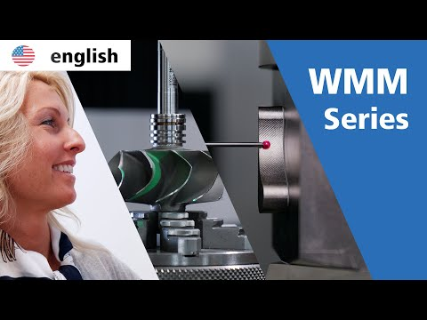 WMM Series: Complete high-tech shaft measurement on just one machine