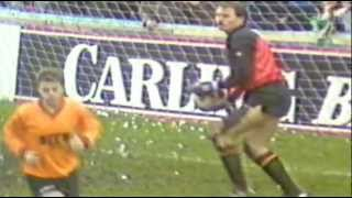 preview picture of video 'Southport v Port Vale FA Cup 1st Round 1988'