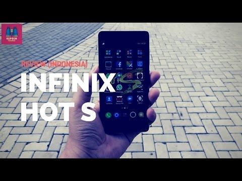 Review Infinix Hot S (Indonesia): Spesifikasi dan Performa