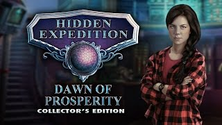 Hidden Expedition: Dawn of Prosperity Collector's Edition video
