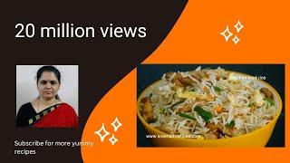 Chicken Fried Rice - Restaurant style