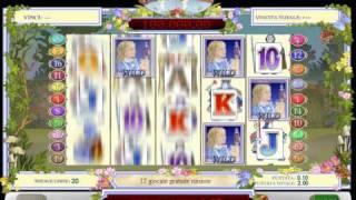 Alice's Wonderland Slot - Italian (Ash Gaming®)