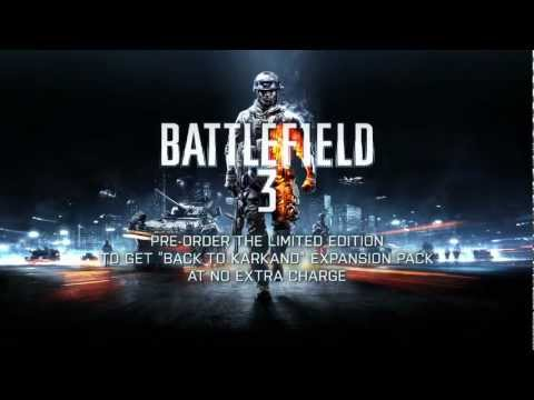 Видео № 2 из игры Battlefield 3. Premium Edition [PS3]