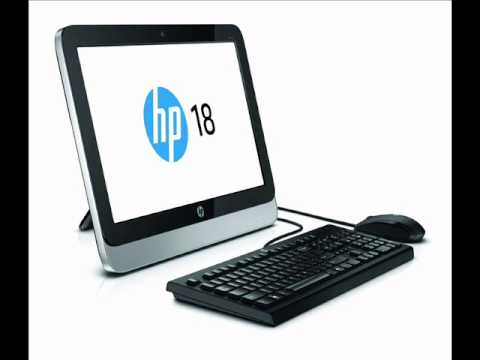 HP Pavilion 18 5010 18 5 inch All in One Desktop