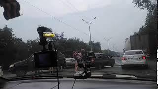 ДТП на Бердском шоссе