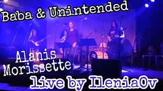 Baba & Uninvited by Alanis Morissette live cover mashup