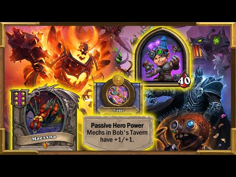 Hearthstone: The Best Hero To Pick In BG! Maexxna Is The Best 6 Stars Minion | Poisonous Is The King