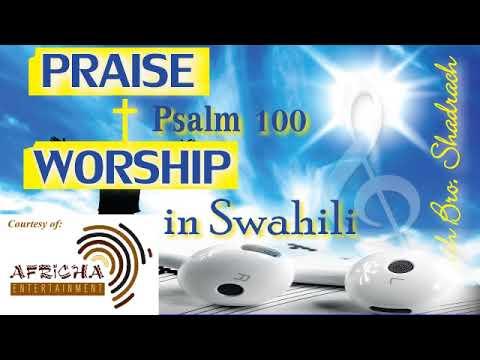 """NYIMBO ZA KUABUDU NA SIFA """"HAKUNA MIX"""" BEST SWAHILI WORSHIP MIX (E. AFRICA VOICES)"""