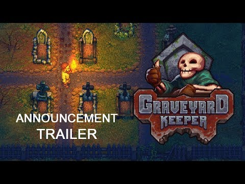 Graveyard Keeper Announcement Trailer thumbnail