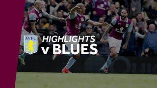 Aston Villa 1-0 Birmingham City   Highlights