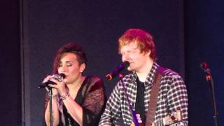 Gambar cover Ed Sheeran and Demi Lovato -
