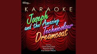 Benjamin Calypso (In the Style of Joseph/Amazing Tech Dreamcoat') (Karaoke Version)