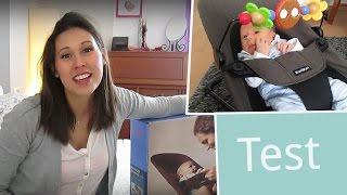Test: BabyBjörn Babywippe Balance Soft Organic | Babyartikel.de