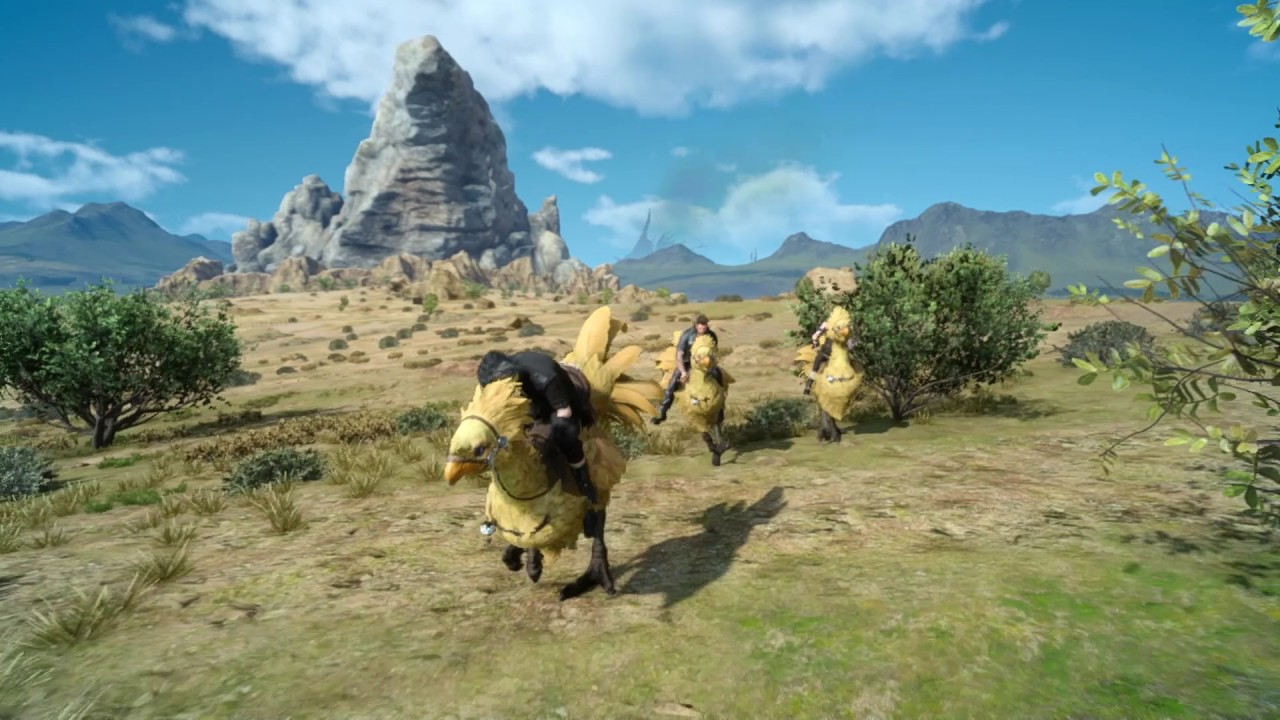 FINAL FANTASY XV Day One Edition [PS4] video