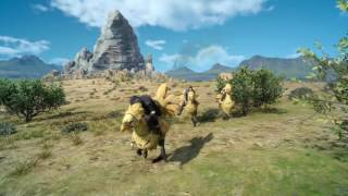 FINAL FANTASY XV Day One Edition [Xbox One] video