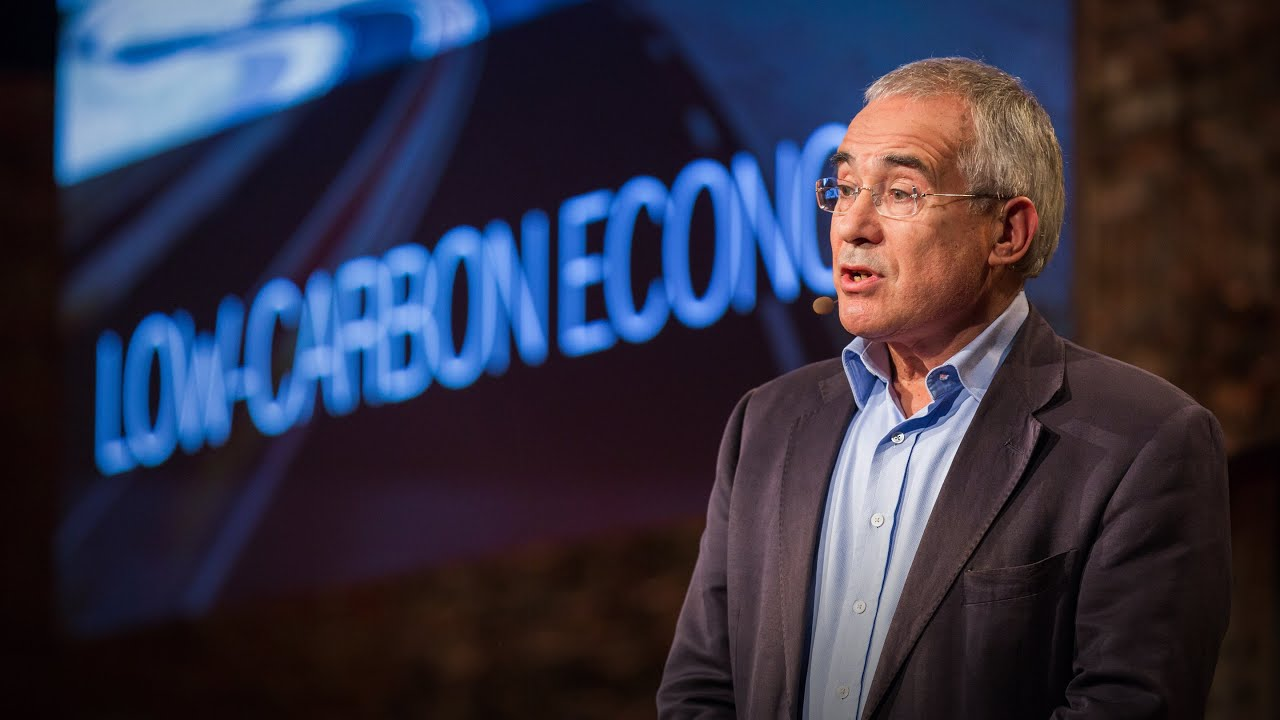 The state of the climate and what we might do about it - Ted Talk