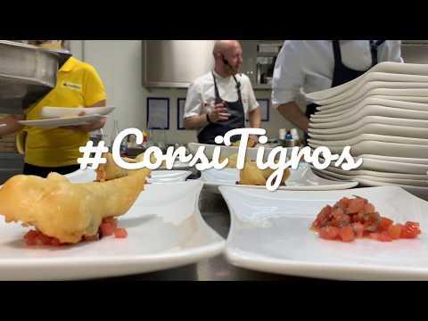 I segreti del fritto con chef Michele Mauri