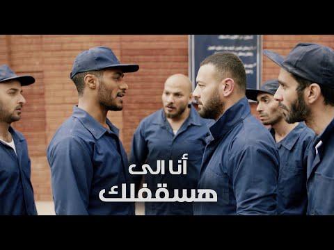 """شاهد مشاجرة """"رضوان البرنس"""" و""""صلاح بليلة"""" في السجن"""
