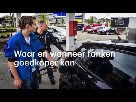 Der Start des Dieselmotors vom Benzin