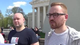 ЛИТВА ответила РФ по Болотной площади. Жестко