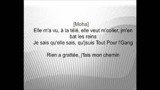 MMZ _   _  Elle M A Vu__ (PAROLES LYRICS)