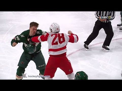 Nick Seeler vs. Luke Witkowski