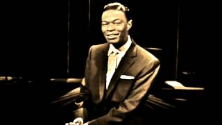Nat King Cole ft Nelson Riddle's Orchestra - Pretend (Capitol Records 1952)
