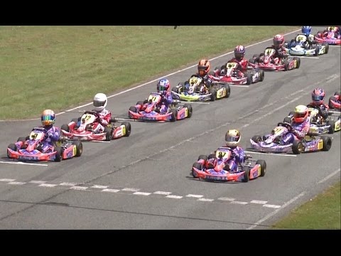 Super 1 British Karting Championships 2015, Rd 5 GYG Part 3 IAME Cadet
