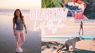 Tips for Starting a Healthy Lifestyle! 2019 Fitness Tips + Motivation
