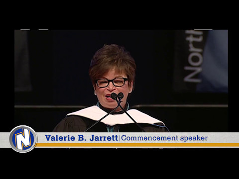 Sample video for Valerie Jarrett