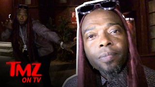 Treach From Naughty By Nature is Still Pissed At Funkmaster Flex | TMZ TV