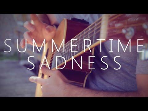 Summertime Sadness - Lana Del Rey - Free Sheet Music & Tabs
