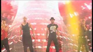 JLS - The Club Is Alive - Capital FM Summertime Ball HQ