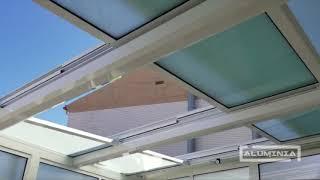 Techo motorizado CM2.5 / Motorized roof CM2.5